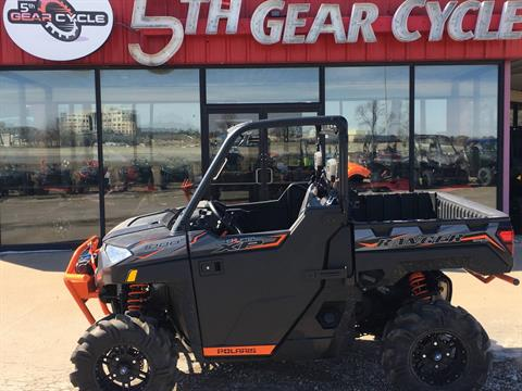 2019 Polaris Ranger XP 1000 EPS High Lifter Edition in Broken Arrow, Oklahoma - Photo 1