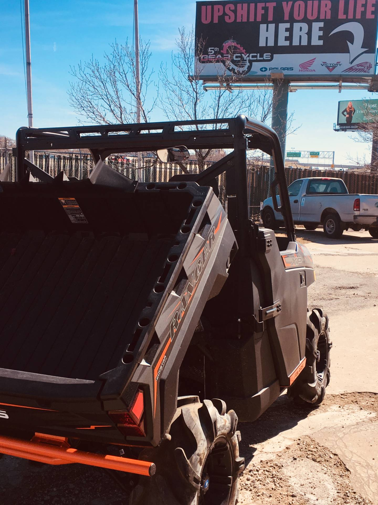 2019 Polaris Ranger XP 1000 EPS High Lifter Edition in Broken Arrow, Oklahoma - Photo 2