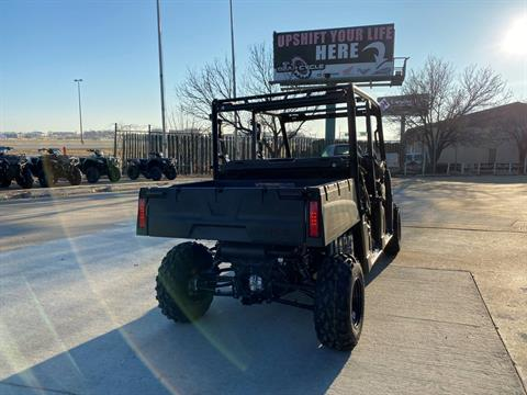 2021 Polaris Ranger Crew 570 in Broken Arrow, Oklahoma - Photo 3