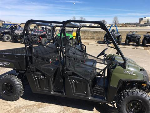 2019 Polaris Ranger Crew 570-6 in Broken Arrow, Oklahoma - Photo 1