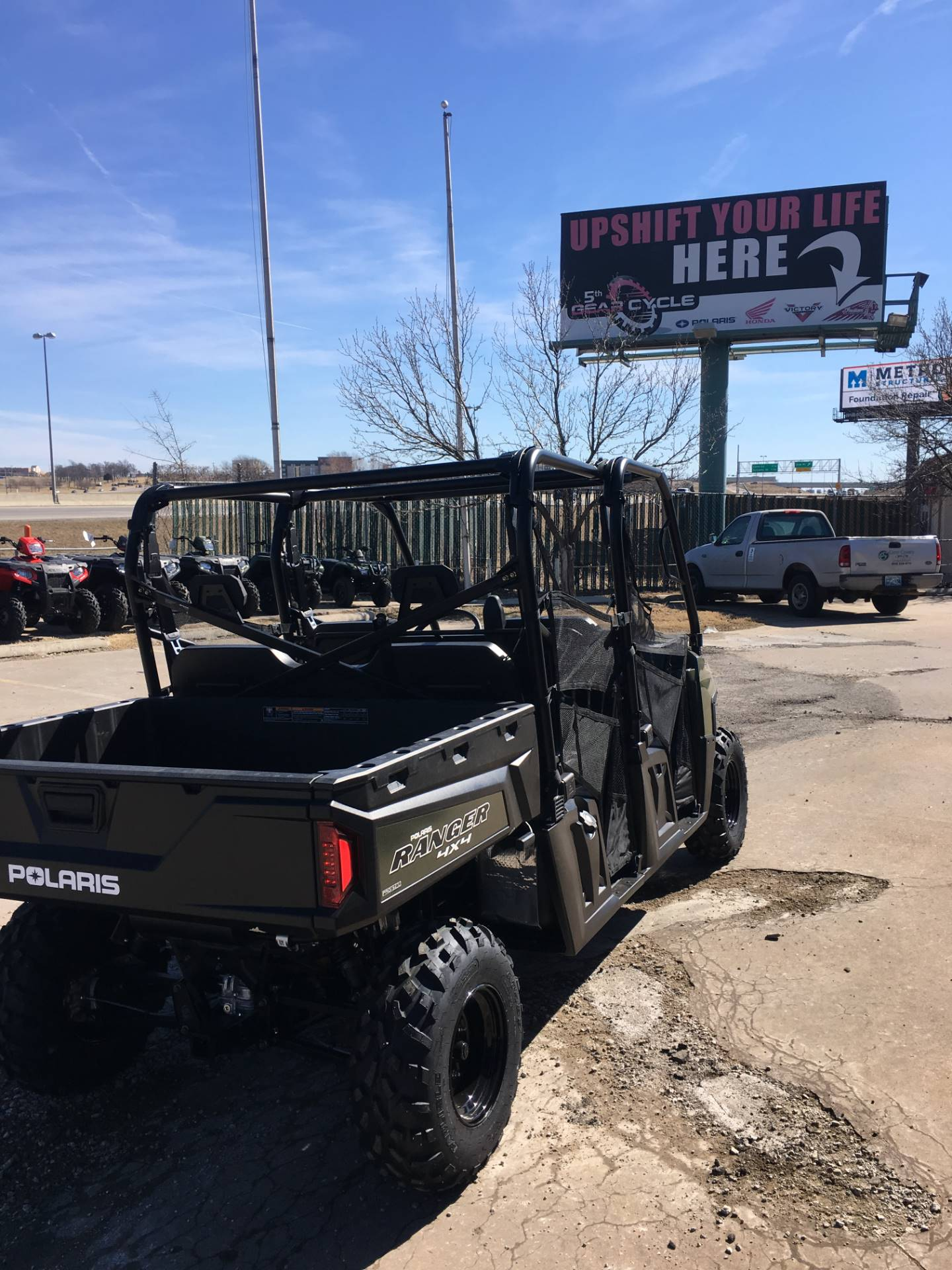 2019 Polaris Ranger Crew 570-6 in Broken Arrow, Oklahoma - Photo 3