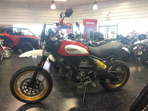 2018 Ducati Scrambler Desert Sled in Broken Arrow, Oklahoma