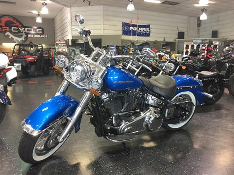 2018 Harley-Davidson Softail® Deluxe 107 in Broken Arrow, Oklahoma