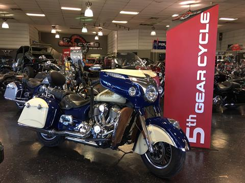 2015 Indian Chieftain® in Broken Arrow, Oklahoma