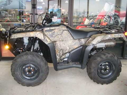 2020 Honda FourTrax Foreman Rubicon 4x4 EPS in Broken Arrow, Oklahoma - Photo 2