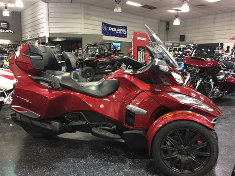 2015 Can-Am Spyder® RT-S SE6 in Broken Arrow, Oklahoma
