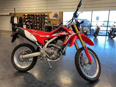 2017 Honda CRF250L ABS in Broken Arrow, Oklahoma - Photo 2