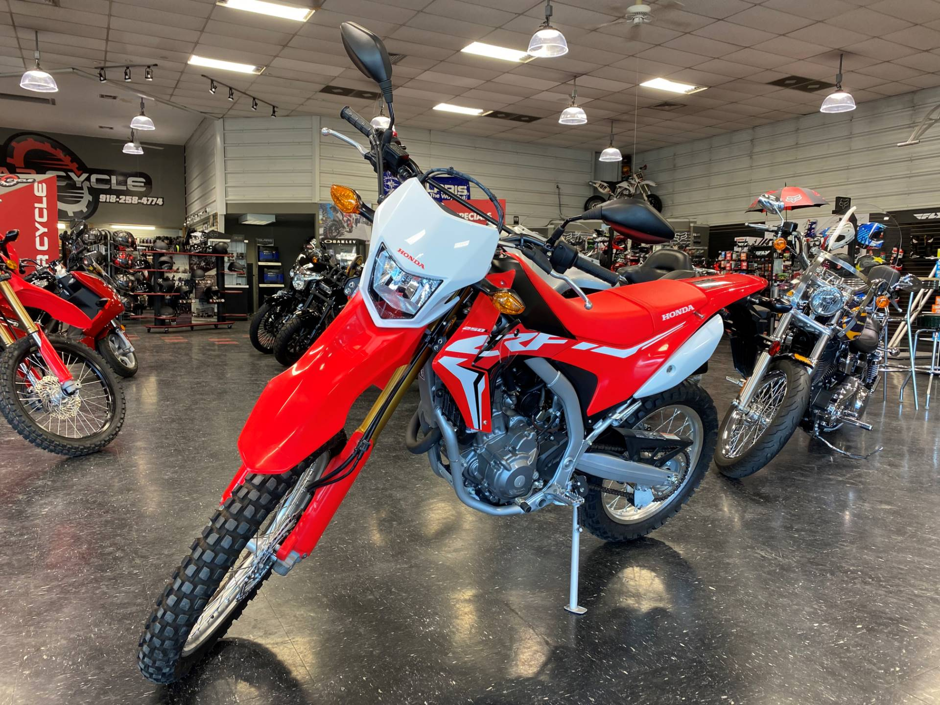 2017 Honda CRF250L ABS in Broken Arrow, Oklahoma - Photo 3