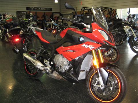 2016 BMW S 1000 XR in Broken Arrow, Oklahoma - Photo 1