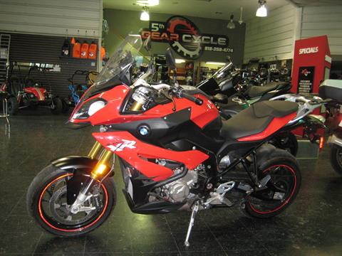 2016 BMW S 1000 XR in Broken Arrow, Oklahoma - Photo 3