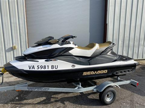2012 Sea-Doo GTX-S 155 in Virginia Beach, Virginia