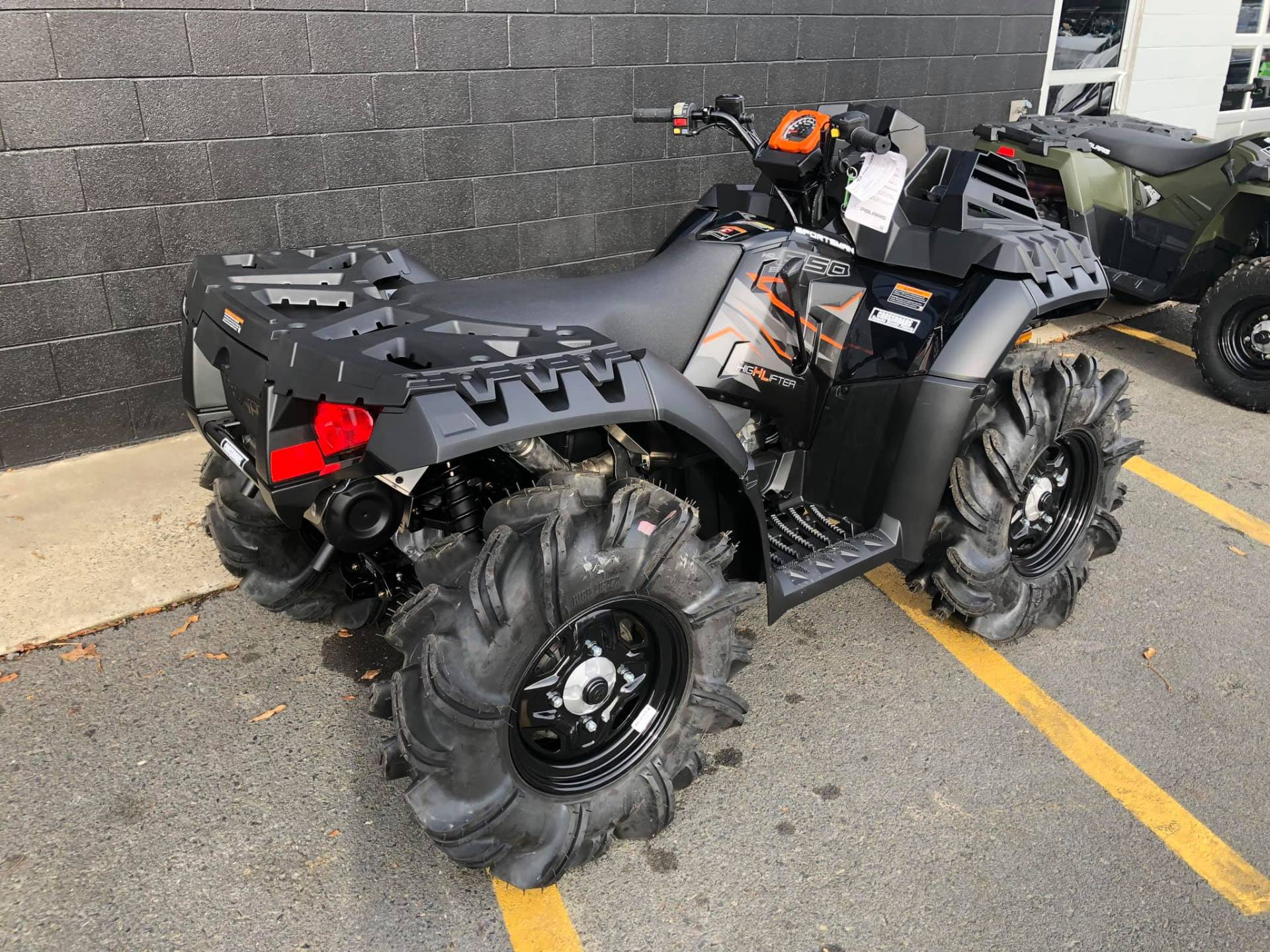 2019 Polaris Sportsman 850 High Lifter Edition in Albemarle, North Carolina - Photo 2