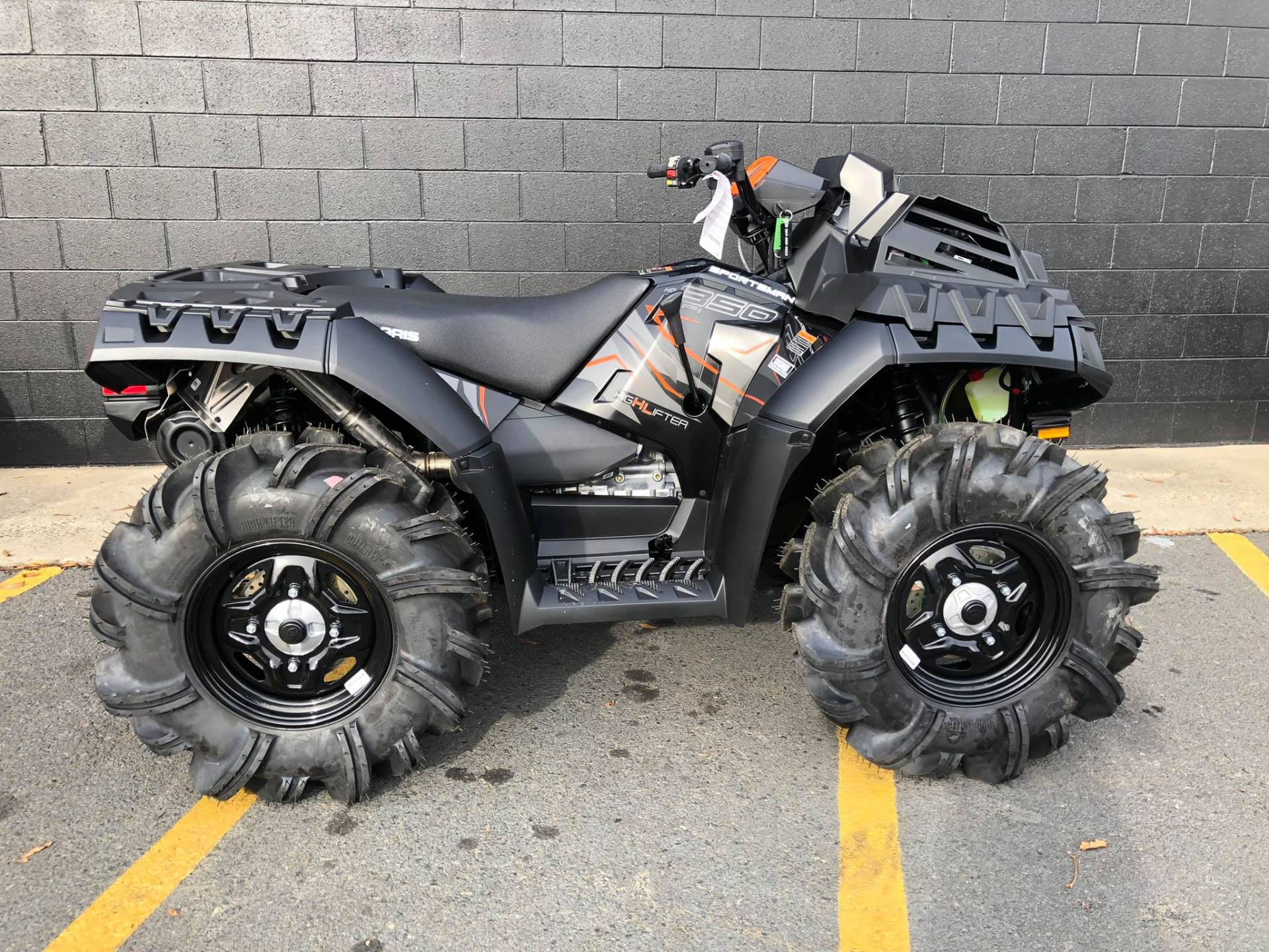 2019 Polaris Sportsman 850 High Lifter Edition in Albemarle, North Carolina - Photo 4