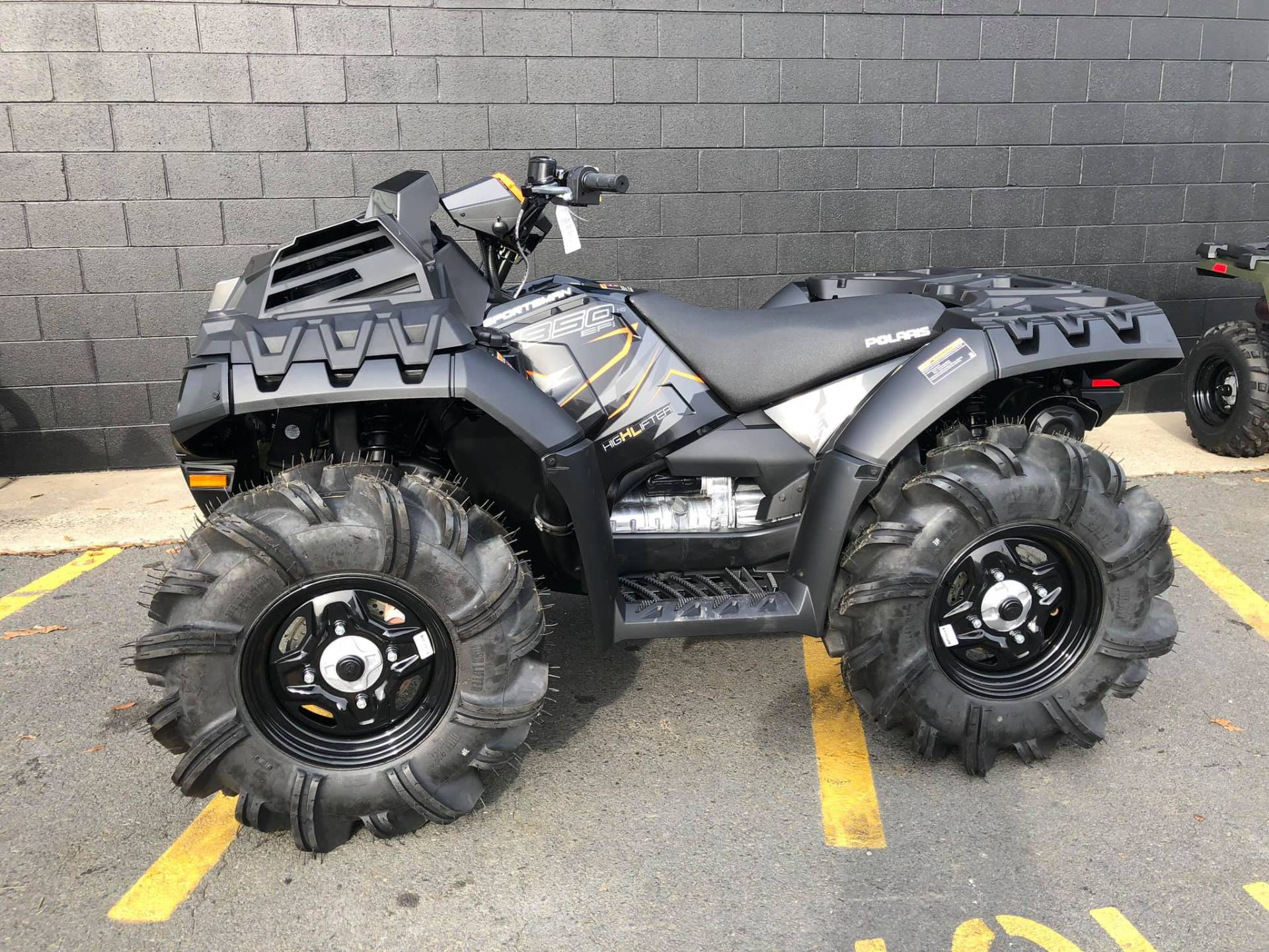 2019 Polaris Sportsman 850 High Lifter Edition in Albemarle, North Carolina - Photo 1