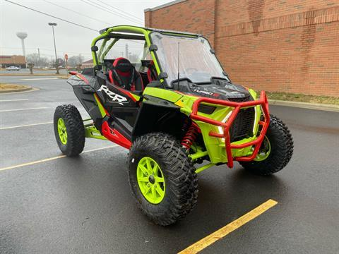 2021 Polaris RZR Turbo S Lifted Lime LE in Albemarle, North Carolina - Photo 4