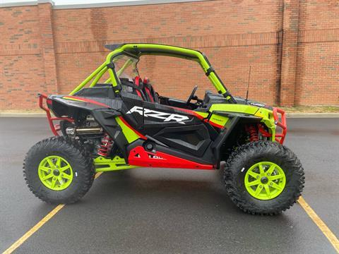 2021 Polaris RZR Turbo S Lifted Lime LE in Albemarle, North Carolina - Photo 3