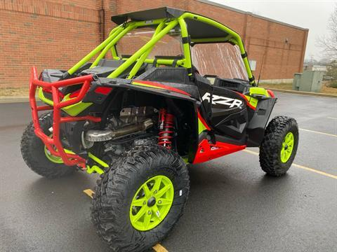 2021 Polaris RZR Turbo S Lifted Lime LE in Albemarle, North Carolina - Photo 5