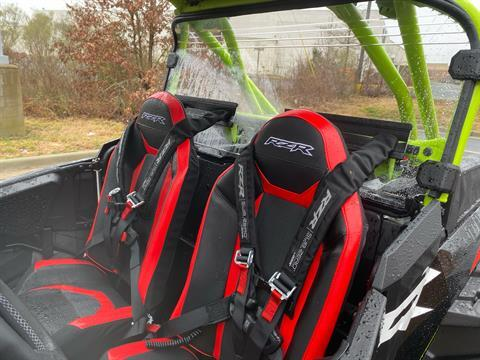 2021 Polaris RZR Turbo S Lifted Lime LE in Albemarle, North Carolina - Photo 10