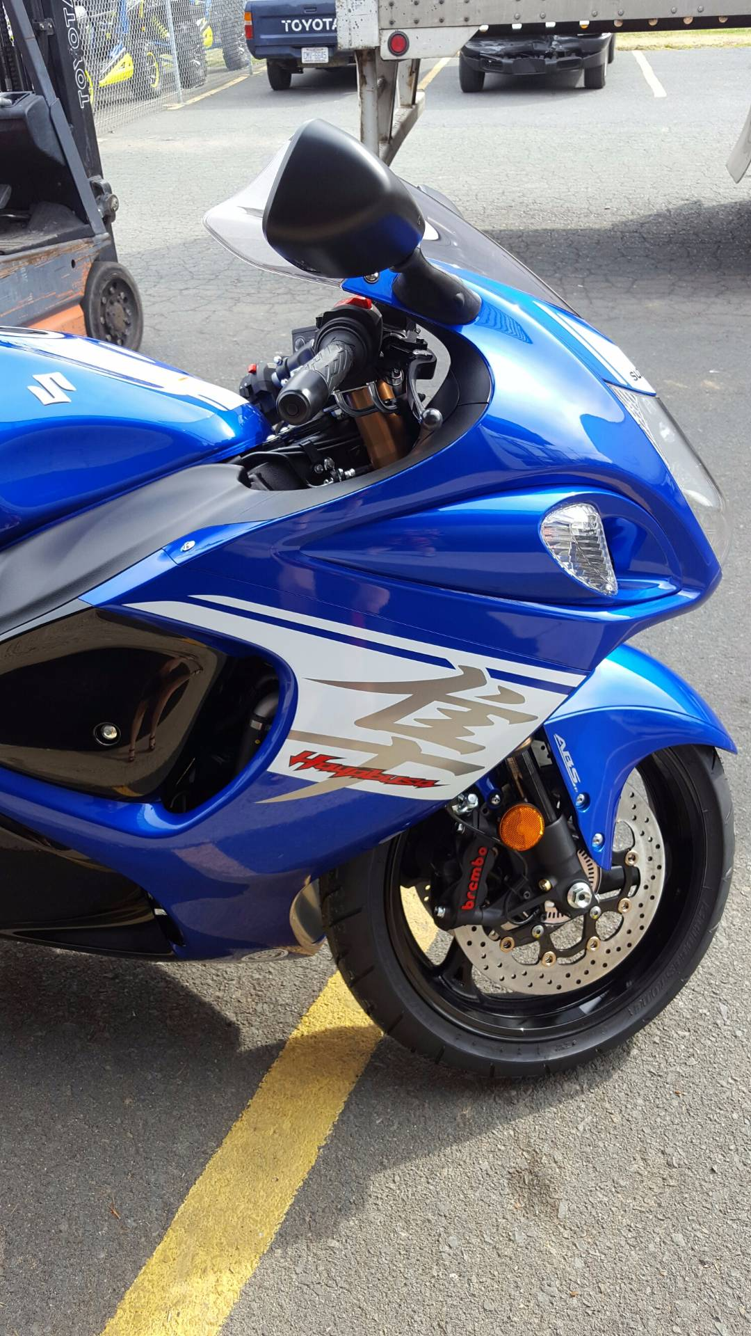 2017 Suzuki Hayabusa in Albemarle, North Carolina