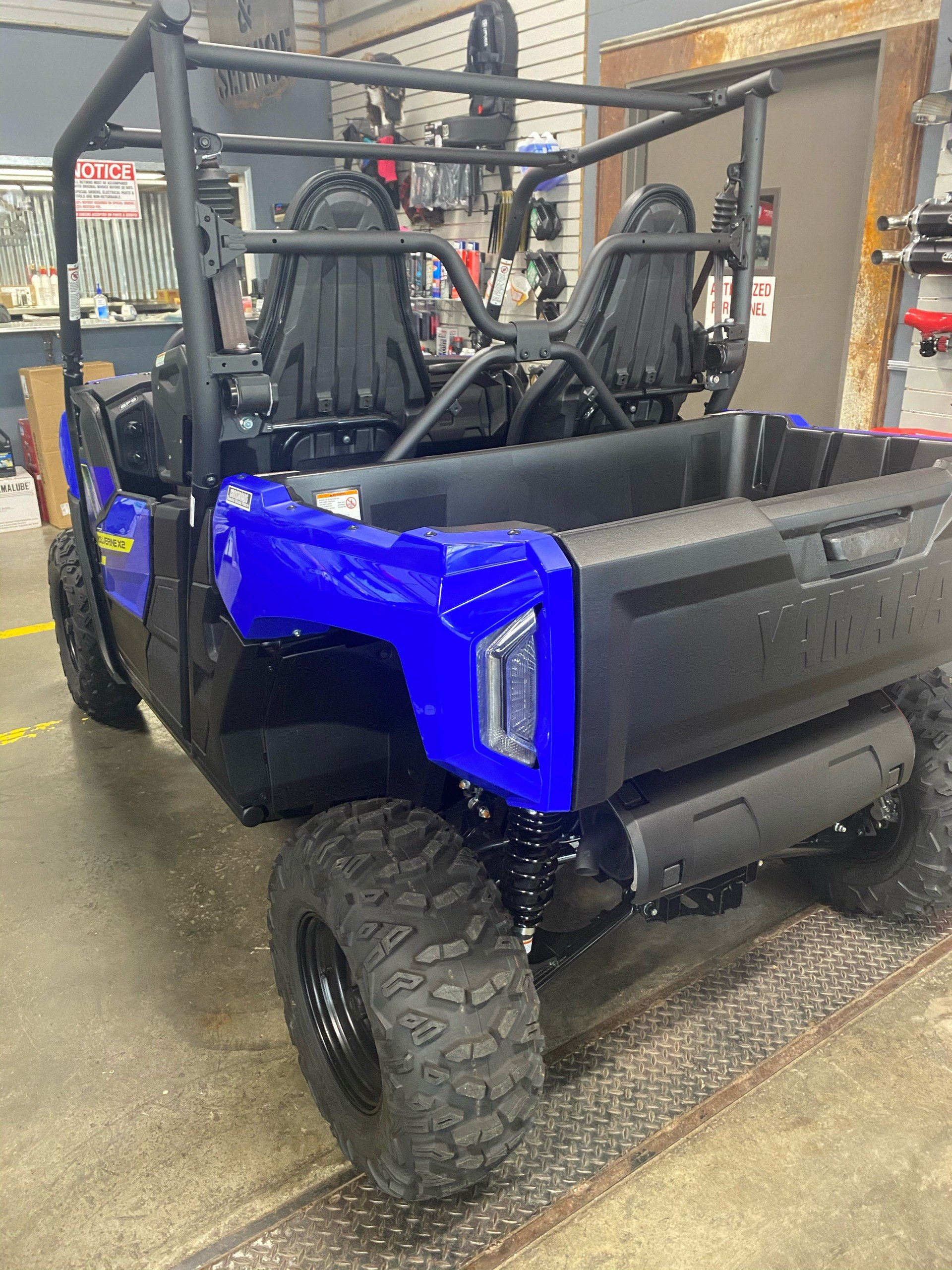 2020 Yamaha Wolverine X2 in Albemarle, North Carolina - Photo 2
