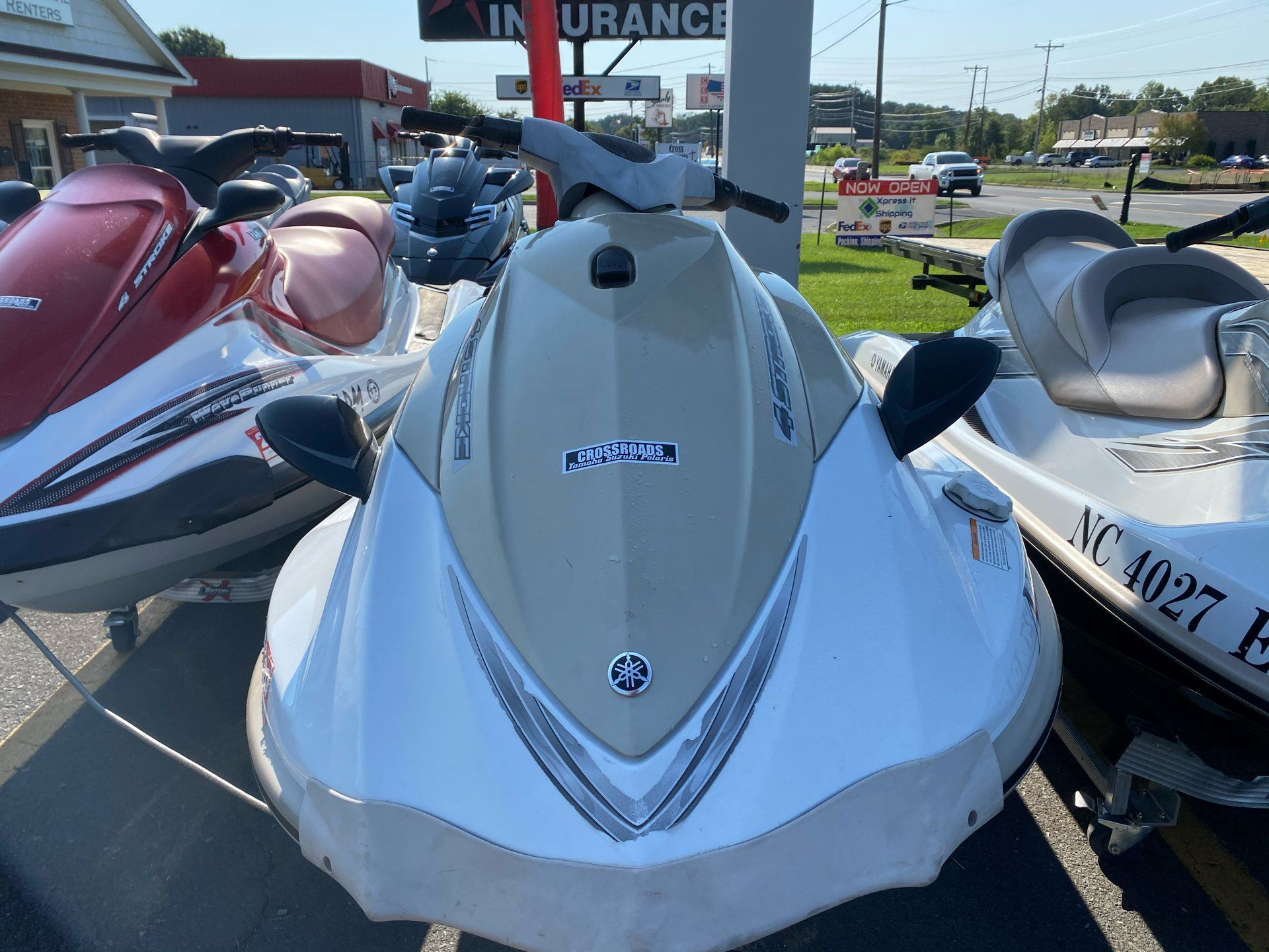 2008 Yamaha VX Cruiser™ in Albemarle, North Carolina - Photo 2