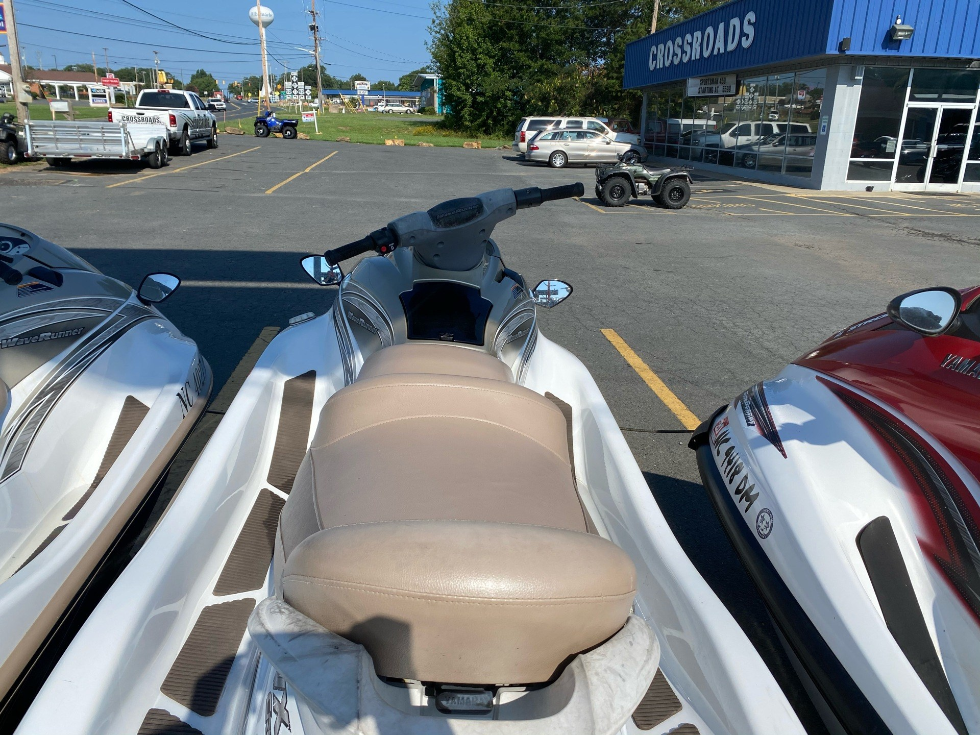 2008 Yamaha VX Cruiser™ in Albemarle, North Carolina - Photo 4