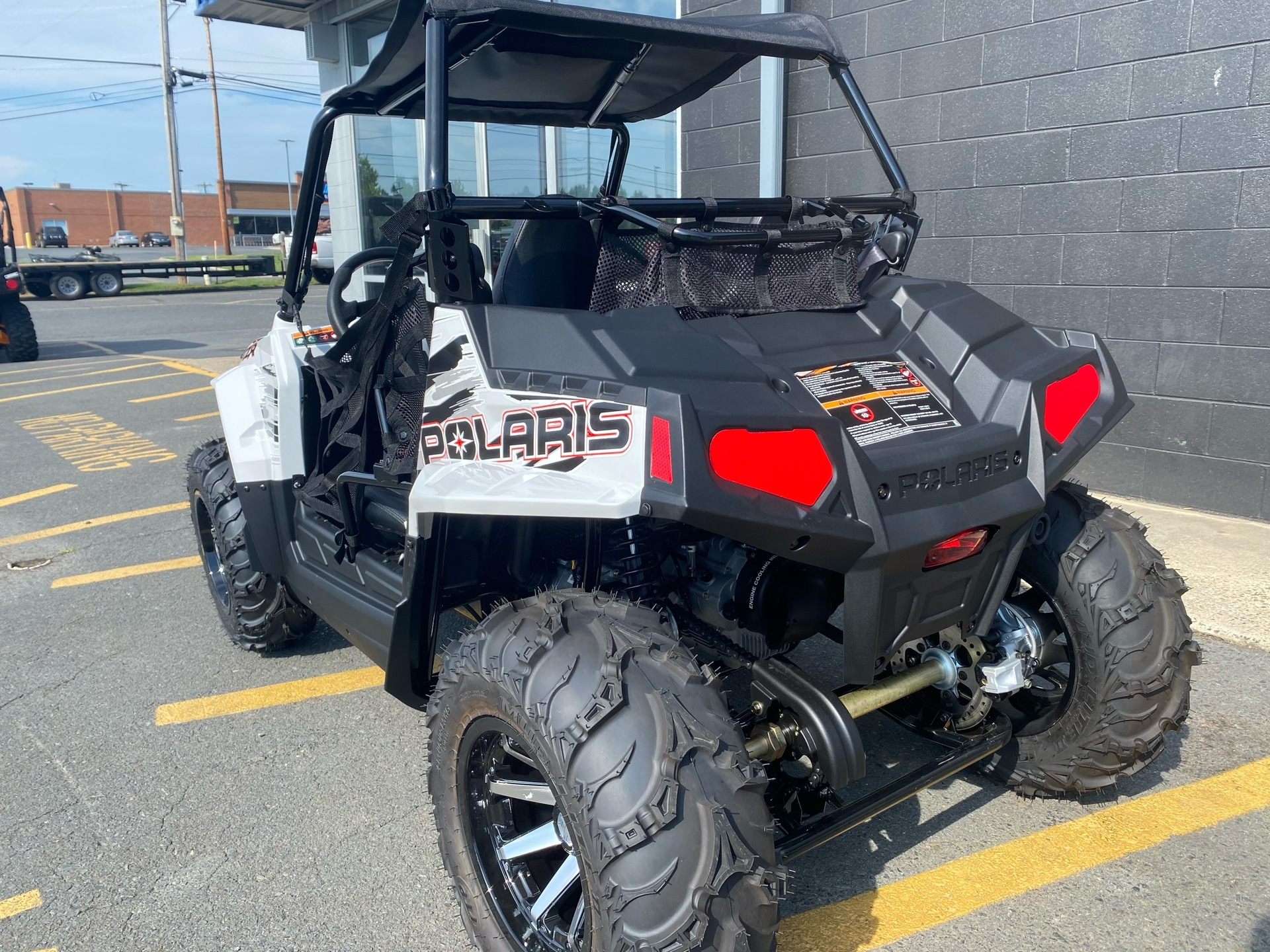 2020 Polaris RZR 170 EFI in Albemarle, North Carolina - Photo 5