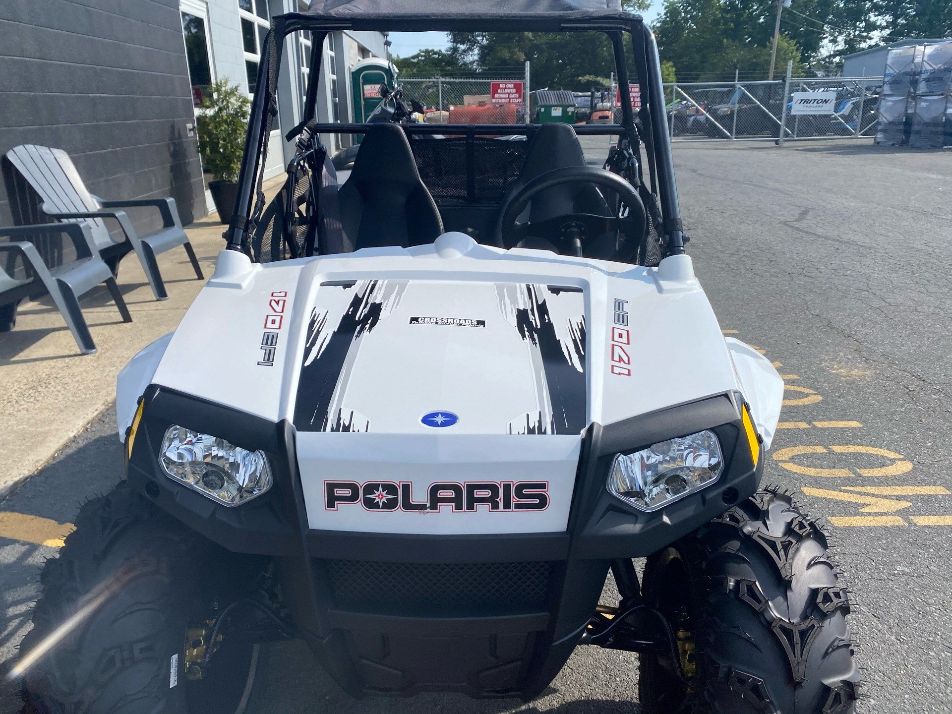 2020 Polaris RZR 170 EFI in Albemarle, North Carolina - Photo 7