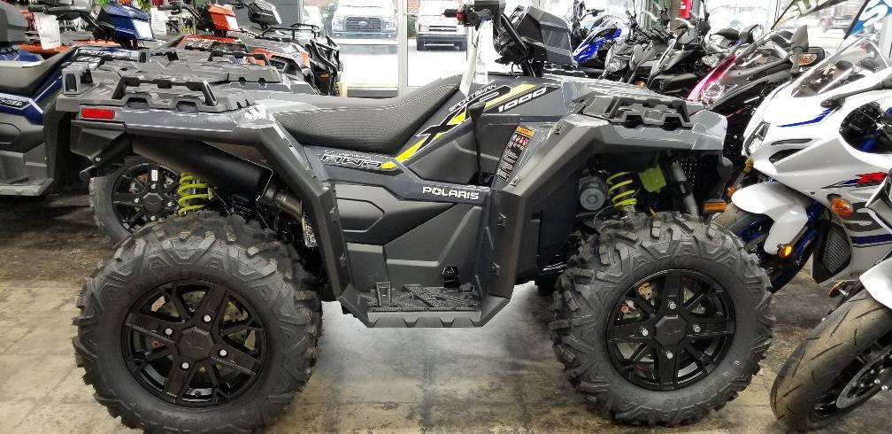 2020 Polaris Sportsman XP 1000 Trail Package in Albemarle, North Carolina - Photo 1