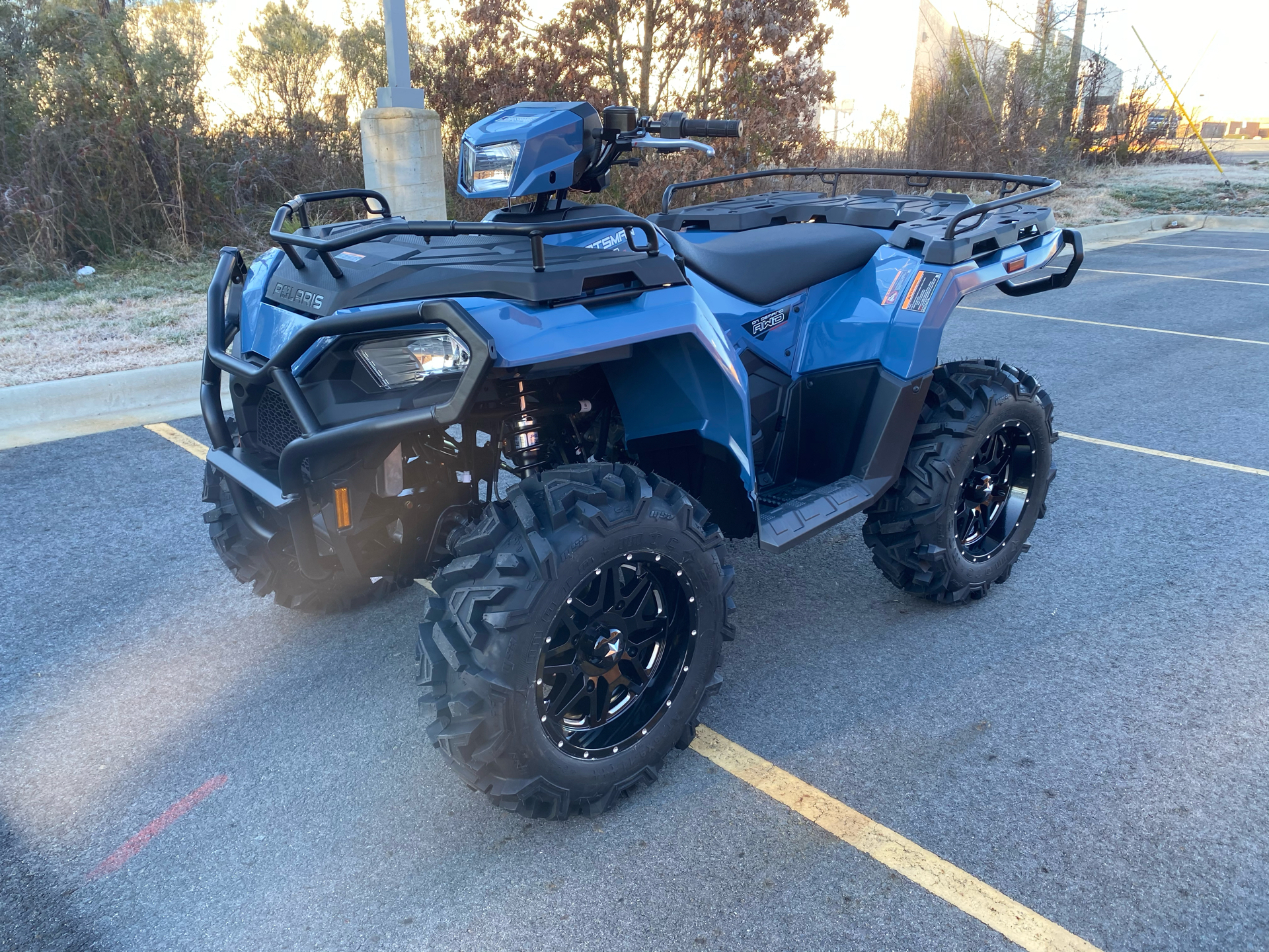 2021 Polaris Sportsman 450 H.O. in Albemarle, North Carolina - Photo 2