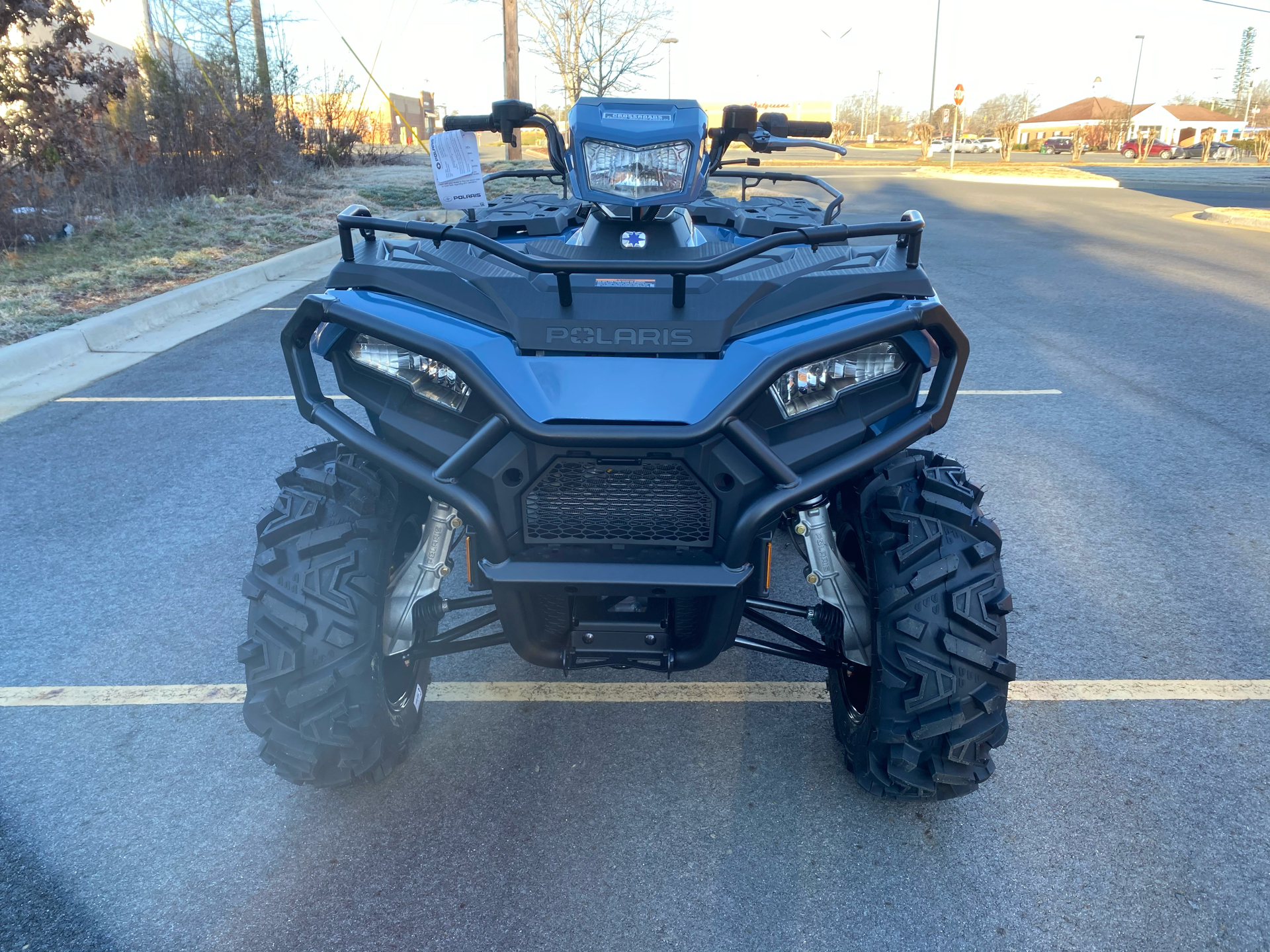 2021 Polaris Sportsman 450 H.O. in Albemarle, North Carolina - Photo 3