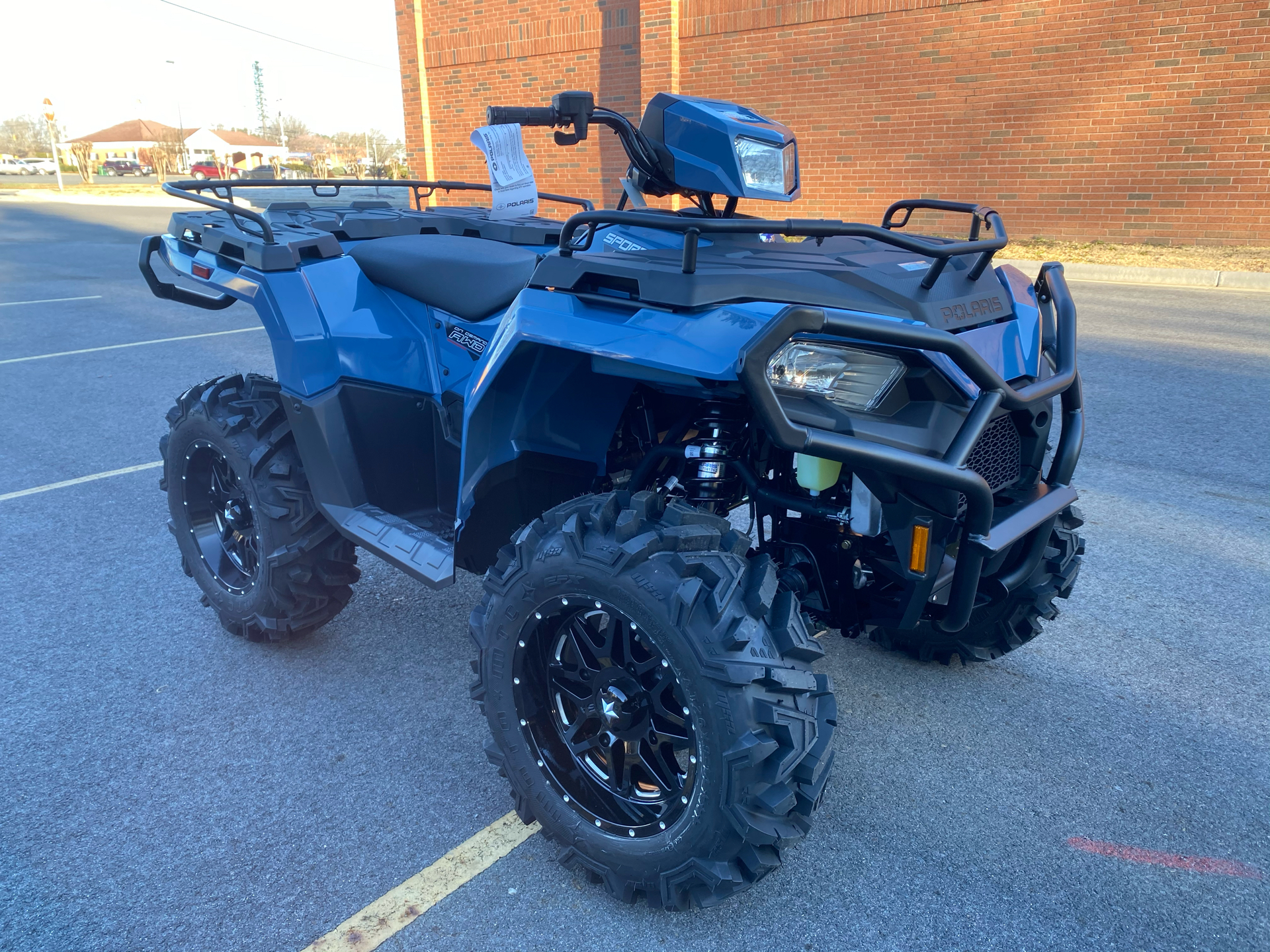 2021 Polaris Sportsman 450 H.O. in Albemarle, North Carolina - Photo 4