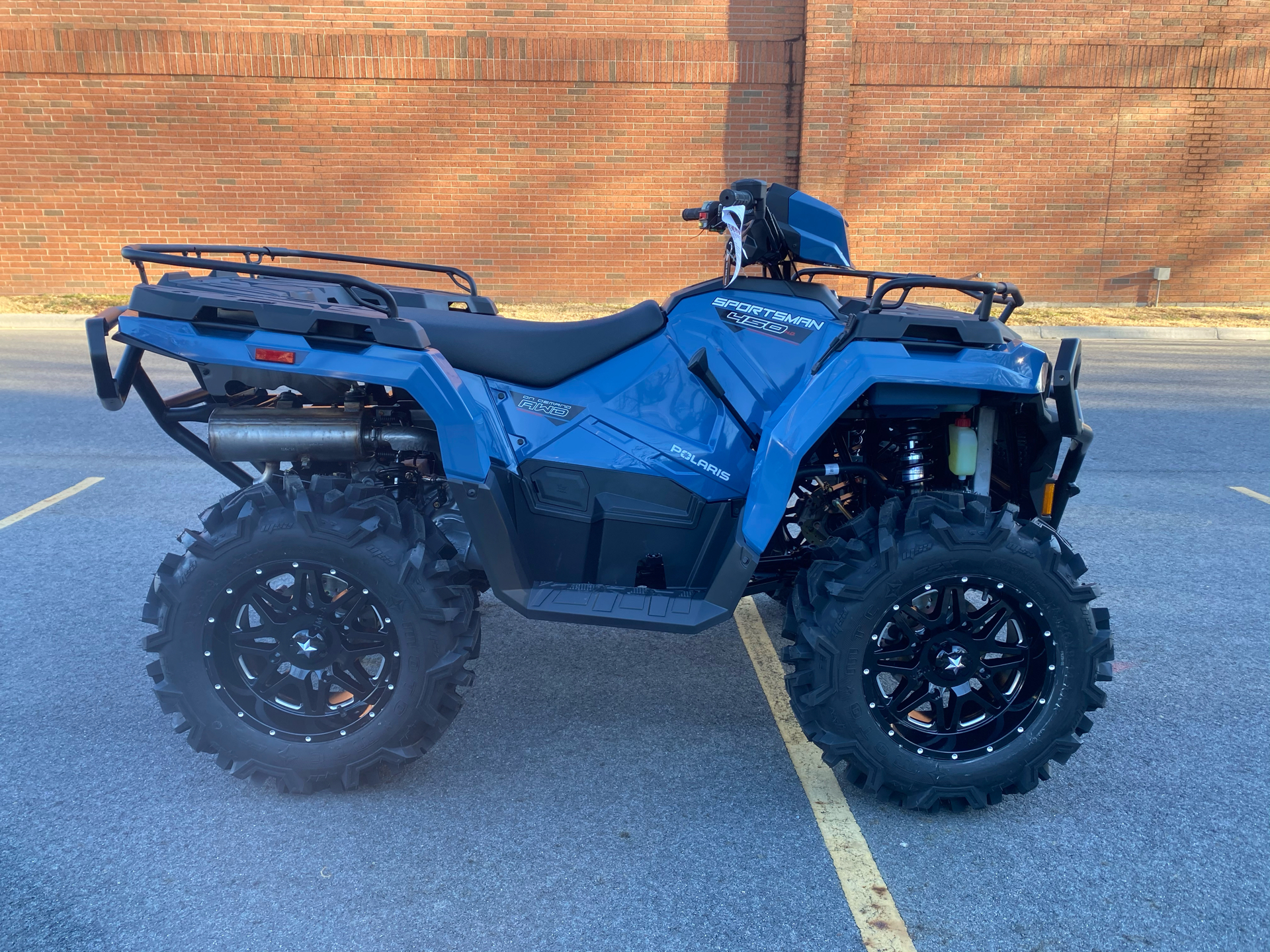 2021 Polaris Sportsman 450 H.O. in Albemarle, North Carolina - Photo 5
