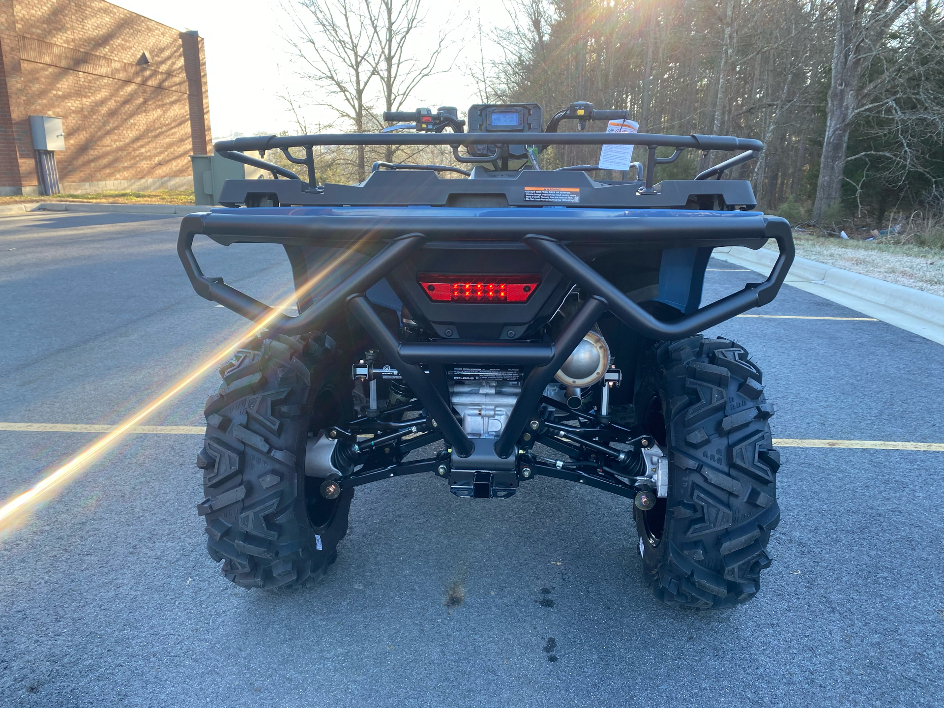 2021 Polaris Sportsman 450 H.O. in Albemarle, North Carolina - Photo 7