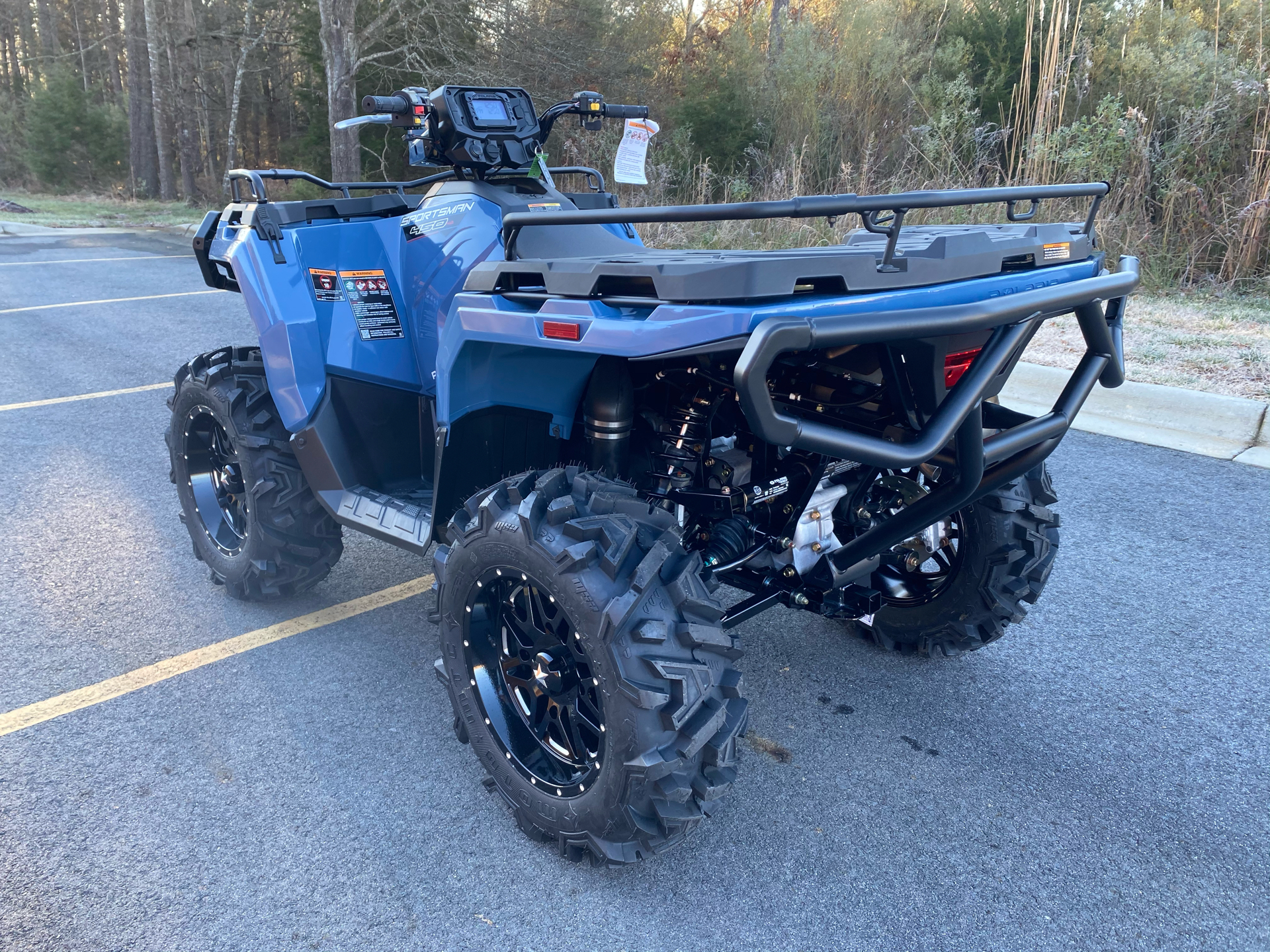 2021 Polaris Sportsman 450 H.O. in Albemarle, North Carolina - Photo 9