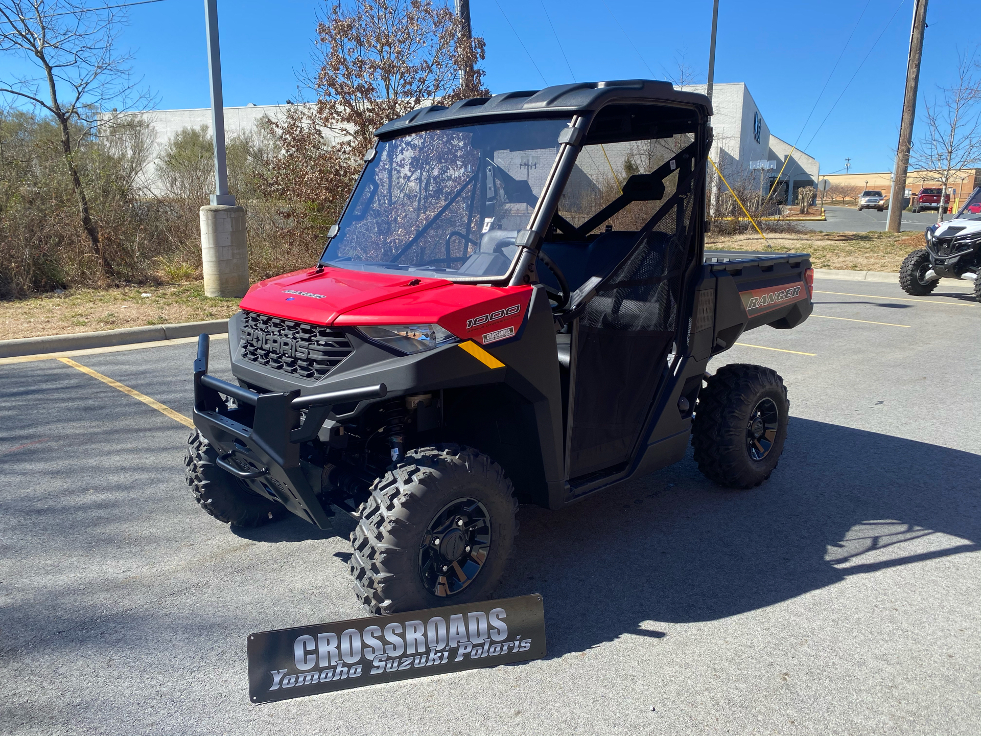 2021 Polaris Ranger 1000 in Albemarle, North Carolina - Photo 1