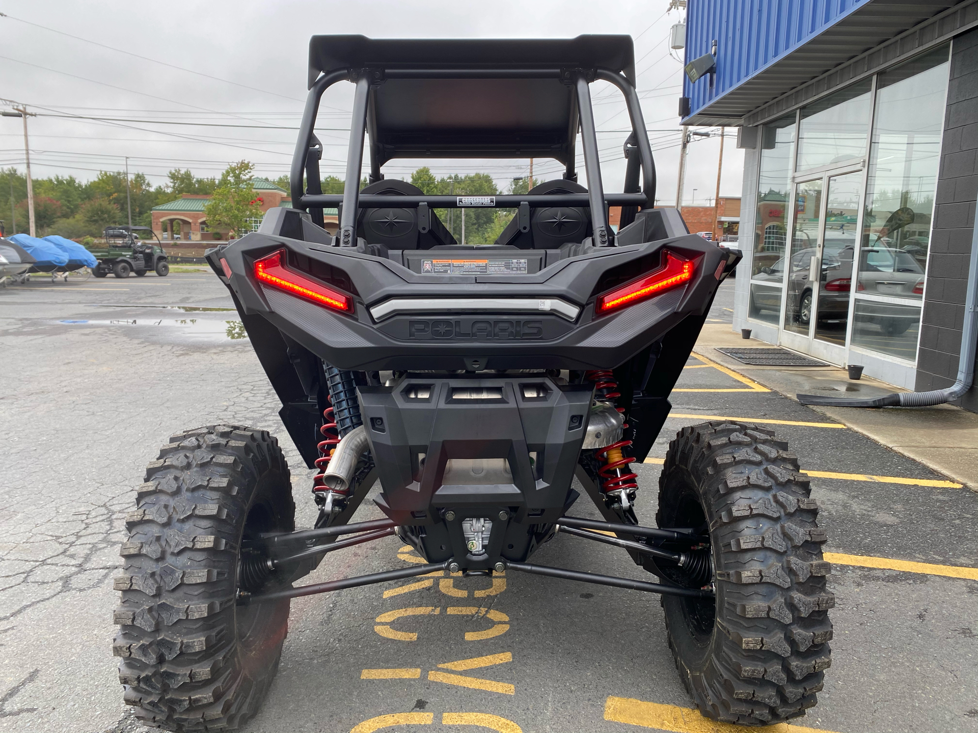 2021 Polaris RZR XP Turbo in Albemarle, North Carolina - Photo 7