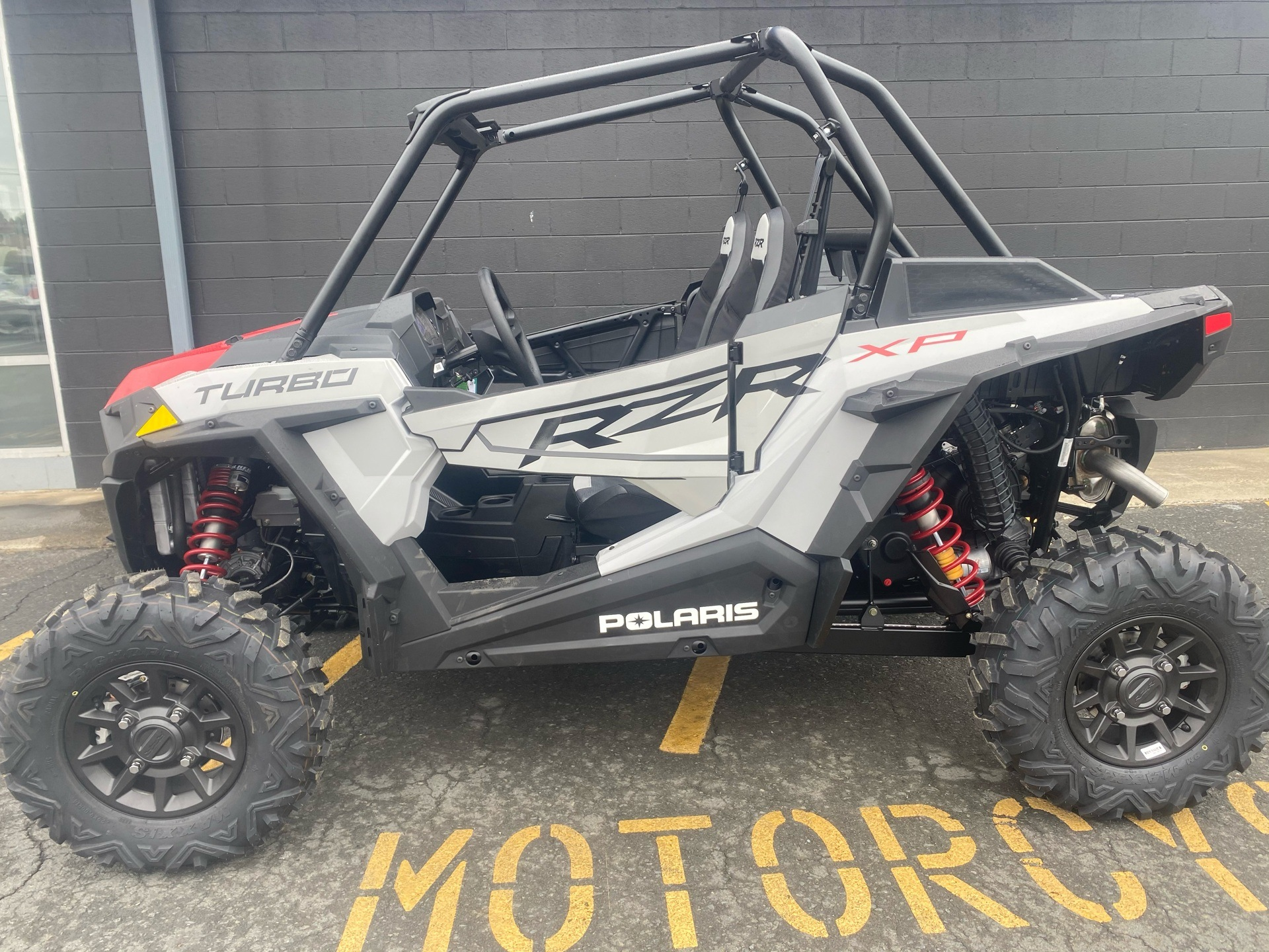 2021 Polaris RZR XP Turbo in Albemarle, North Carolina - Photo 1