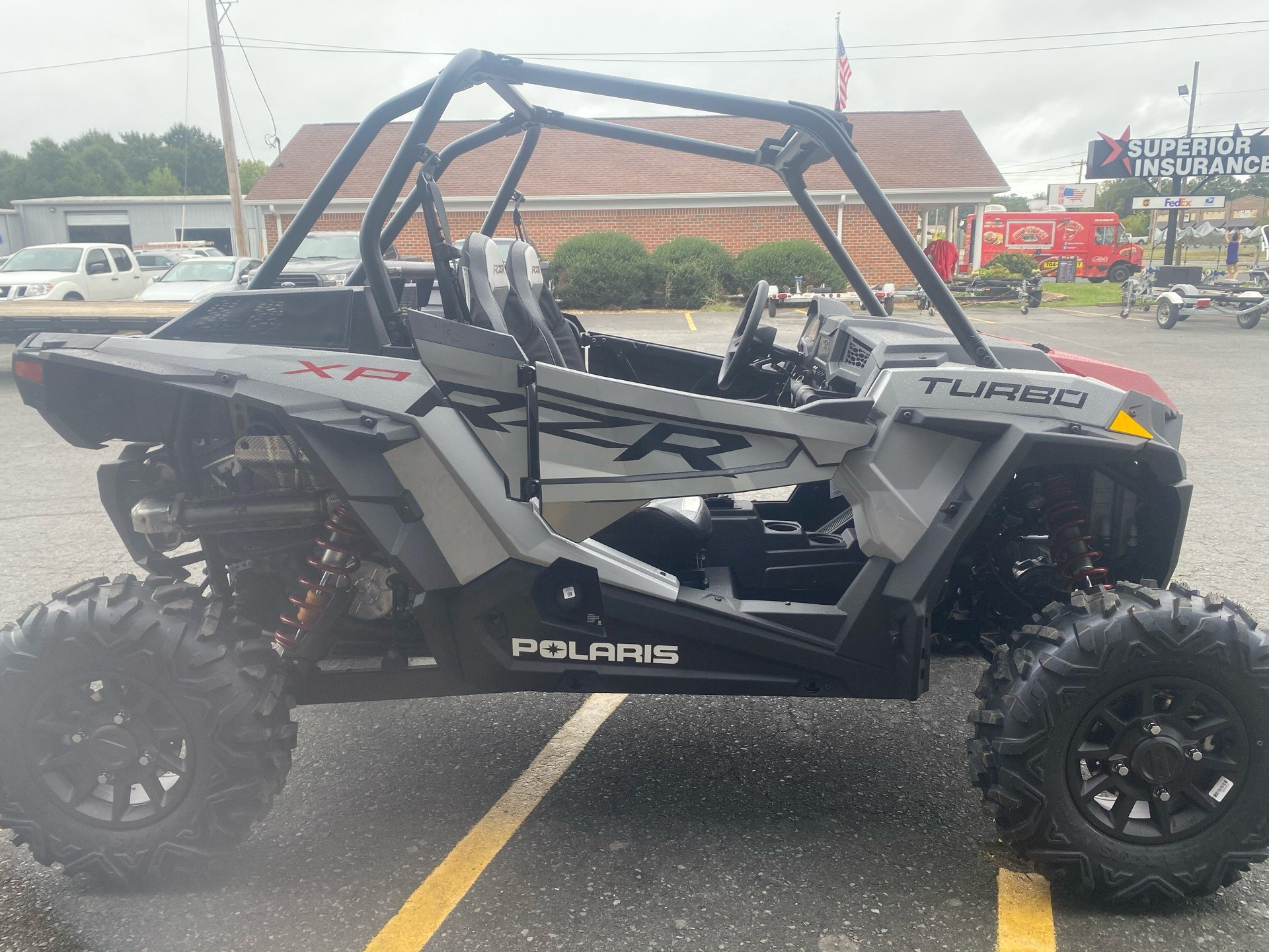 2021 Polaris RZR XP Turbo in Albemarle, North Carolina - Photo 5