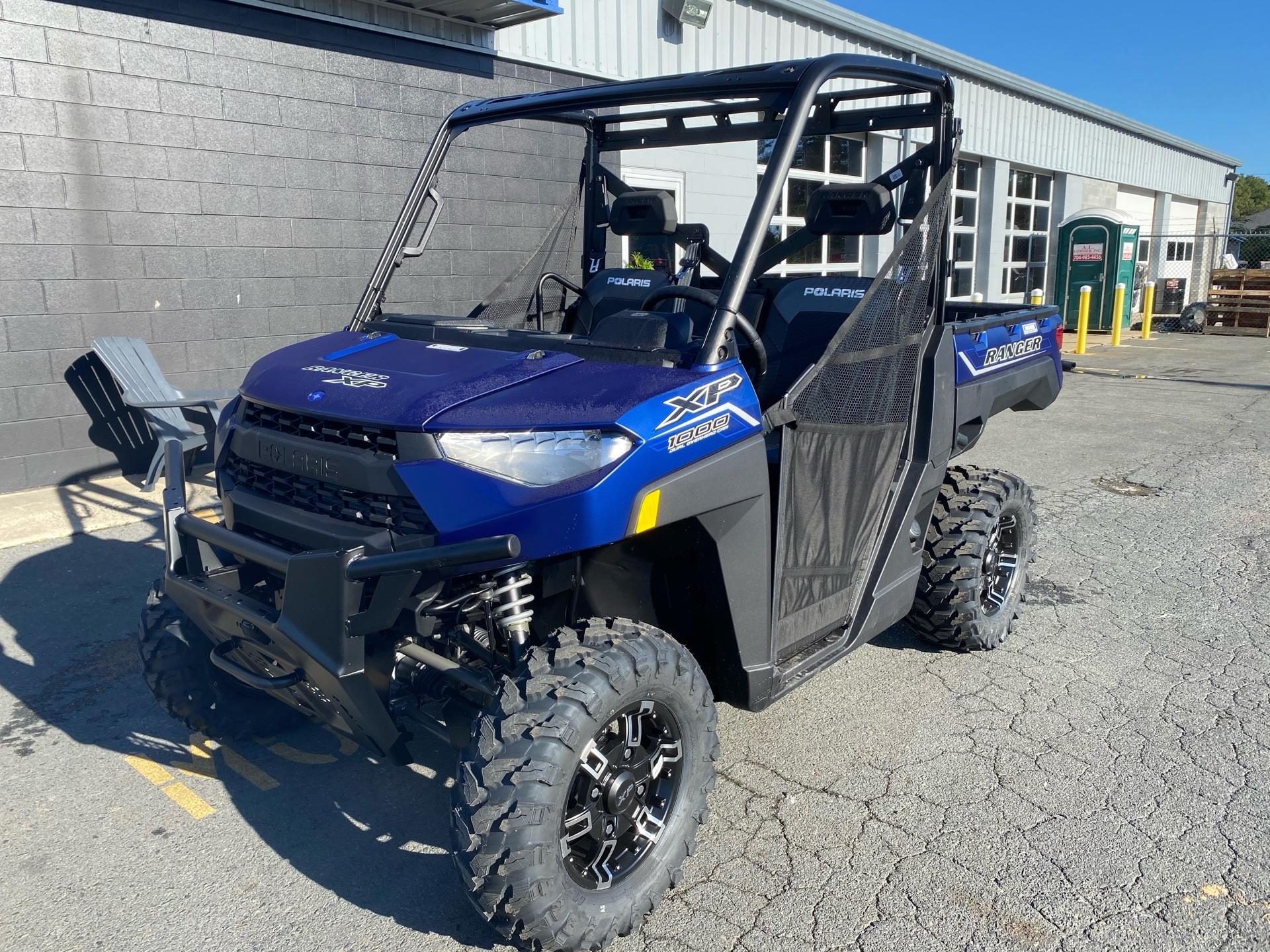 2021 Polaris Ranger XP 1000 Premium in Albemarle, North Carolina - Photo 2
