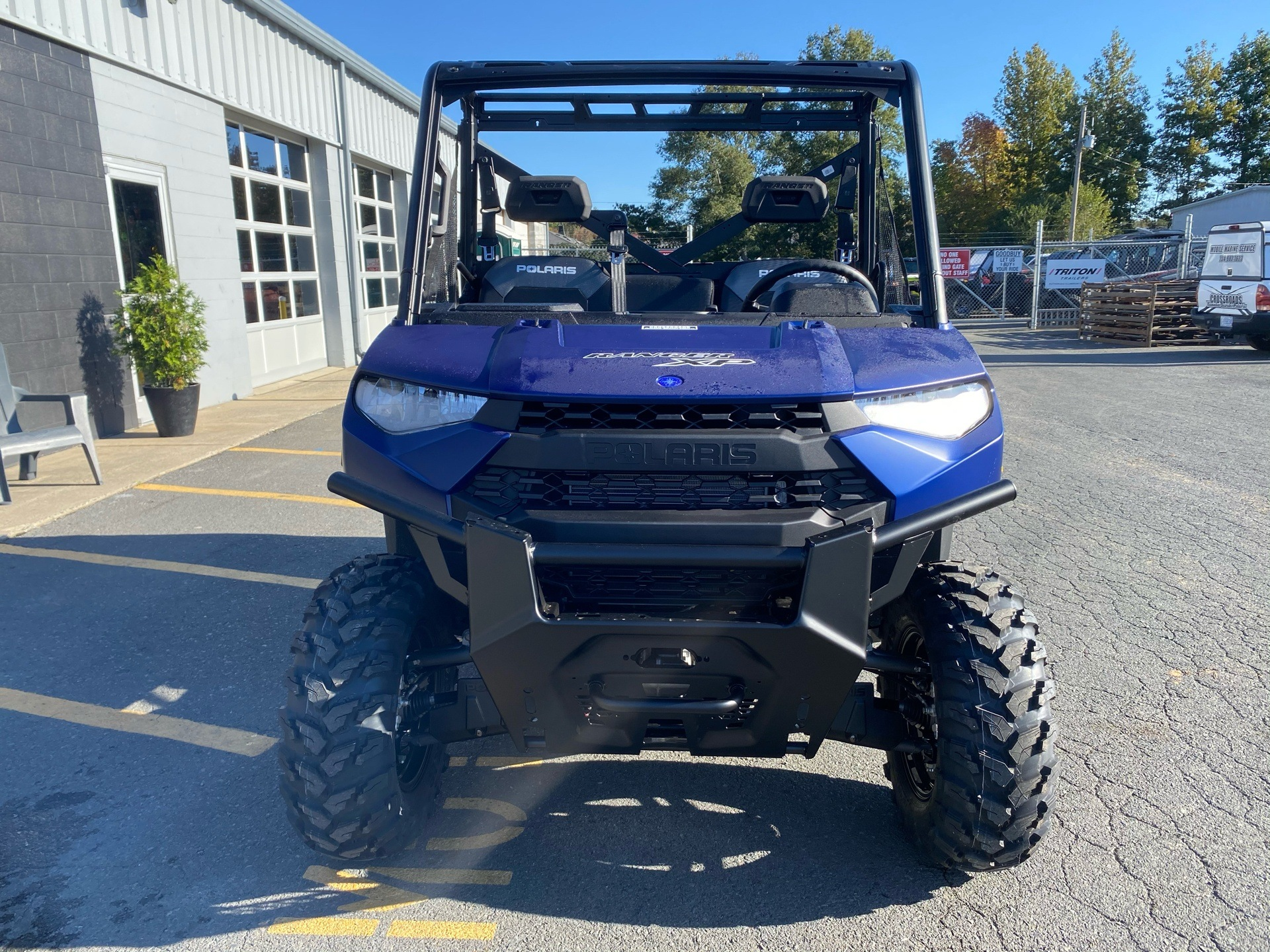 2021 Polaris Ranger XP 1000 Premium in Albemarle, North Carolina - Photo 3