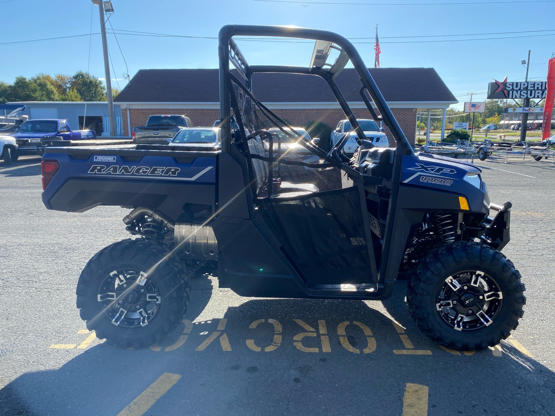 2021 Polaris Ranger XP 1000 Premium in Albemarle, North Carolina - Photo 5