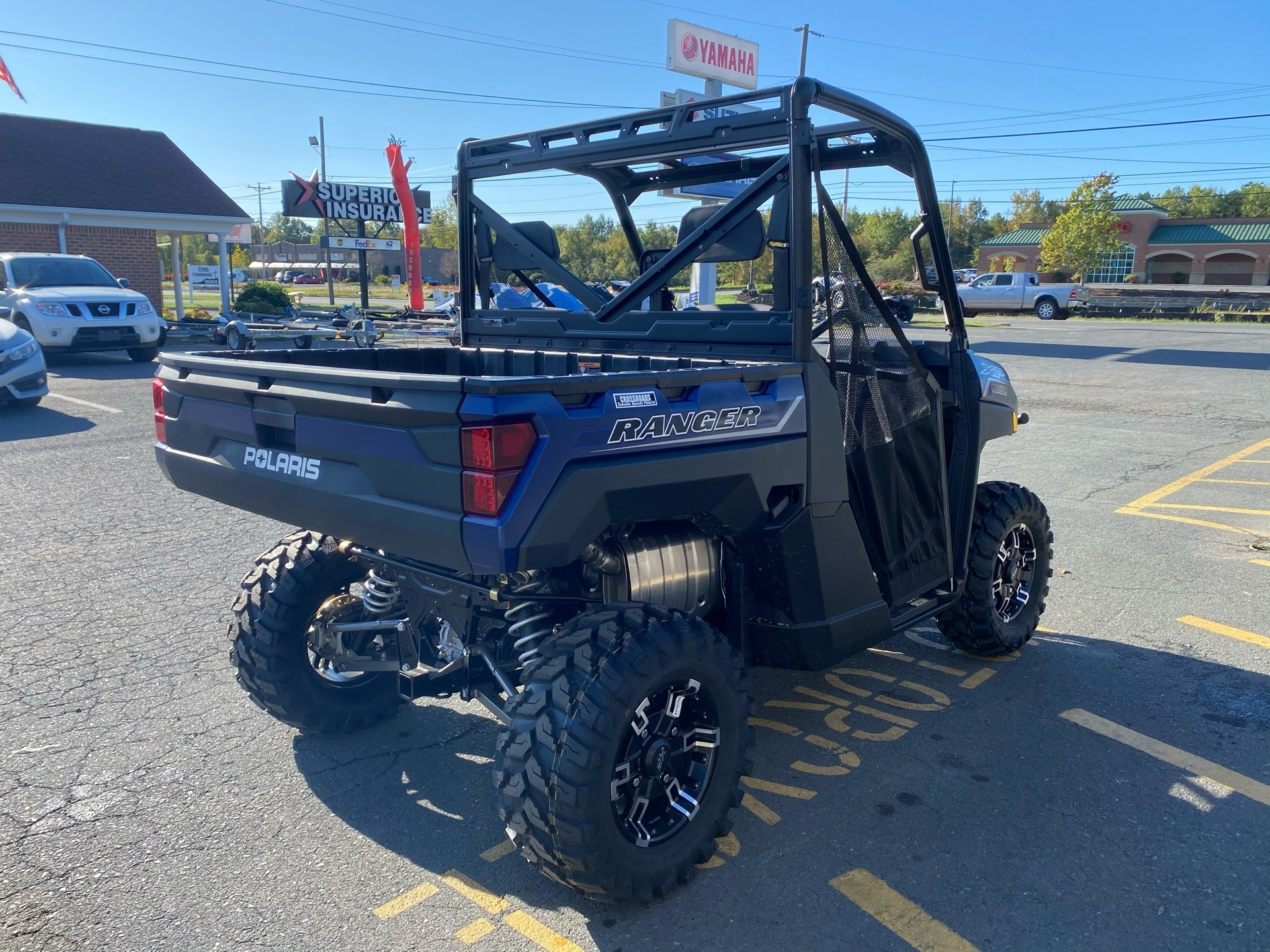 2021 Polaris Ranger XP 1000 Premium in Albemarle, North Carolina - Photo 6
