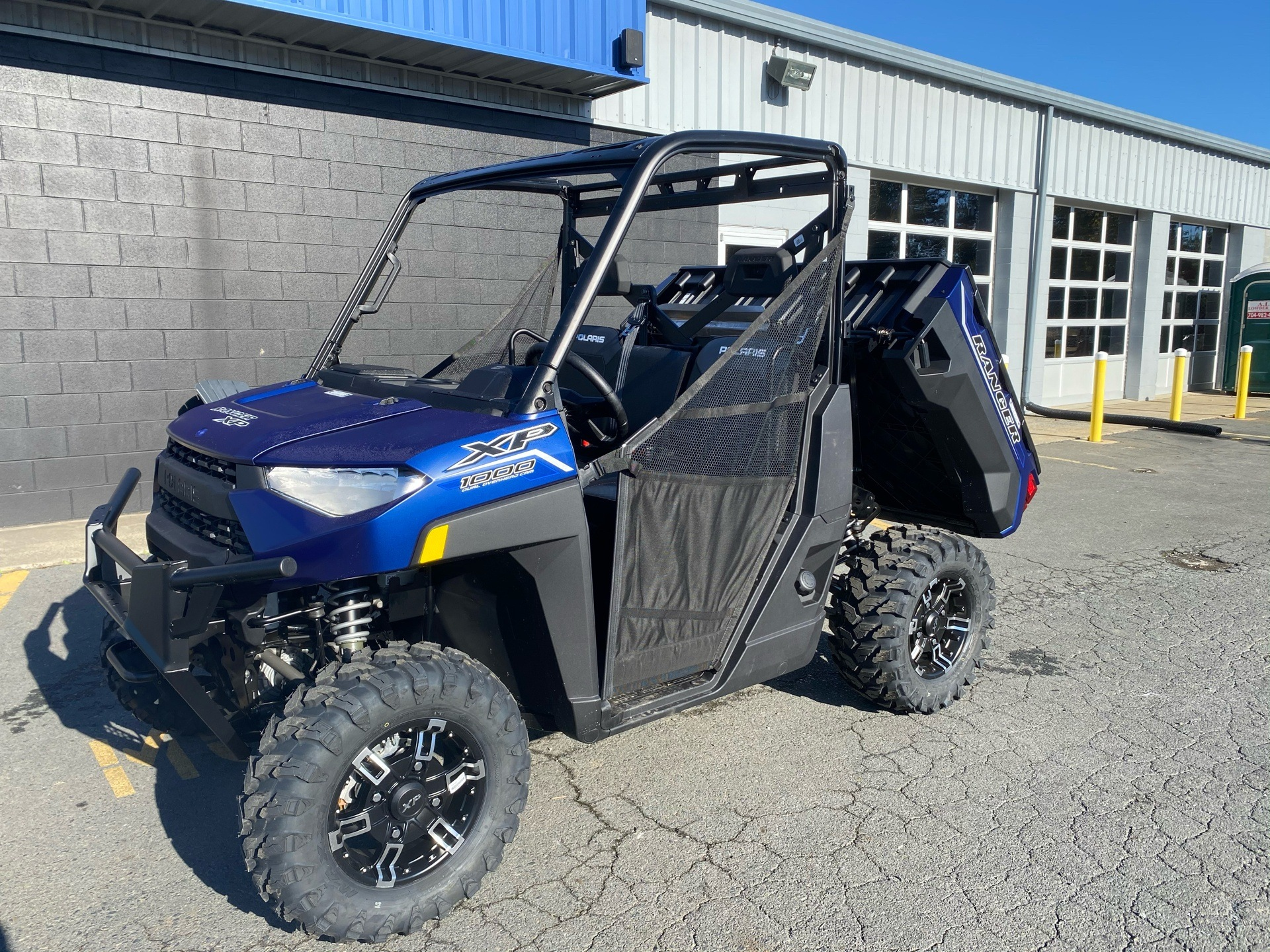 2021 Polaris Ranger XP 1000 Premium in Albemarle, North Carolina - Photo 9