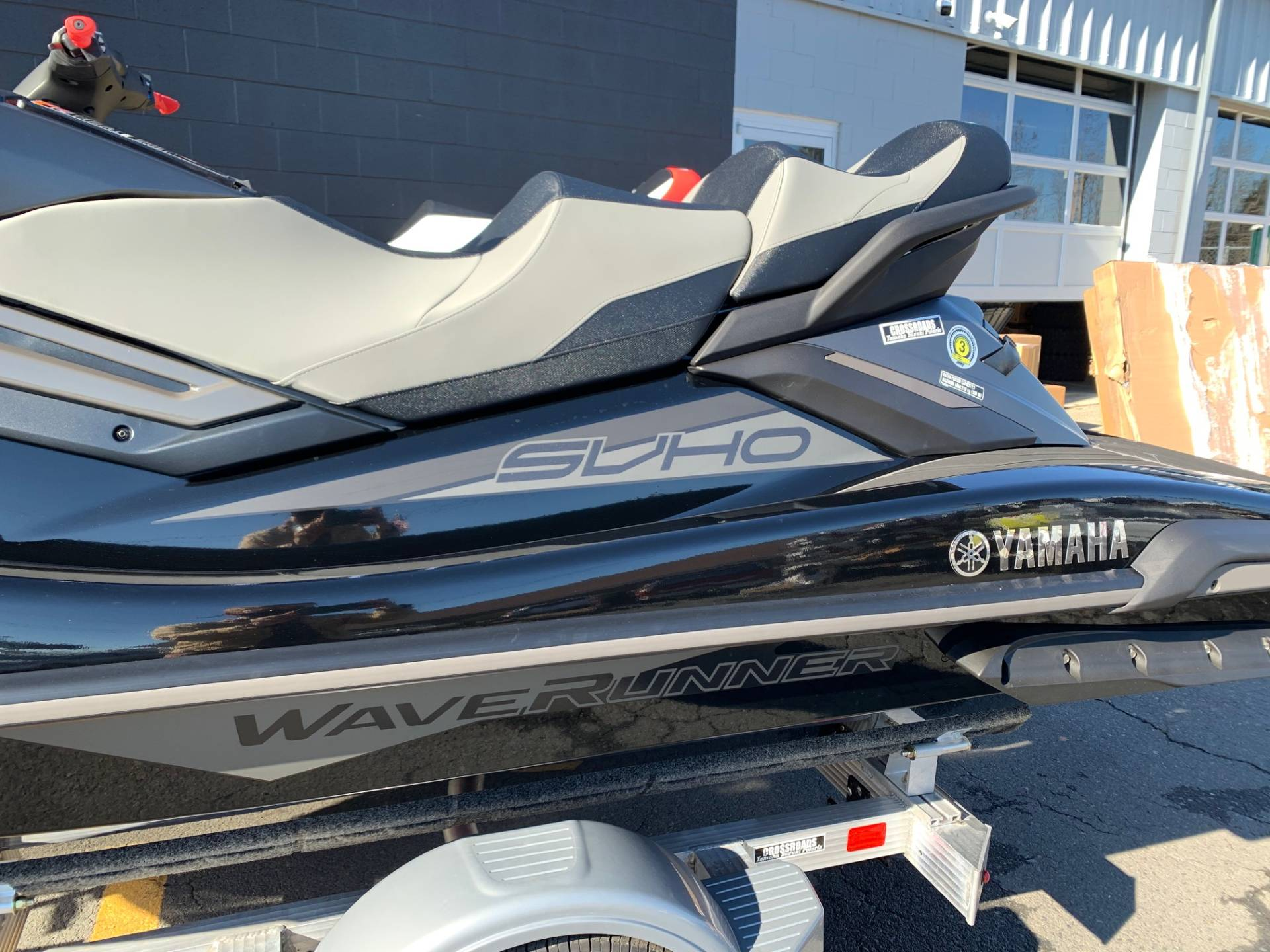 2021 Yamaha FX Cruiser SVHO in Albemarle, North Carolina - Photo 4