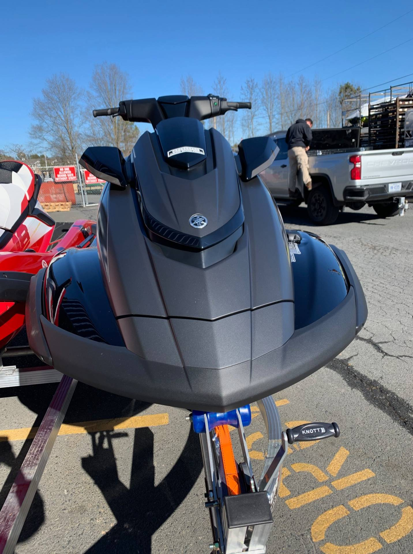 2021 Yamaha FX Cruiser SVHO in Albemarle, North Carolina - Photo 3