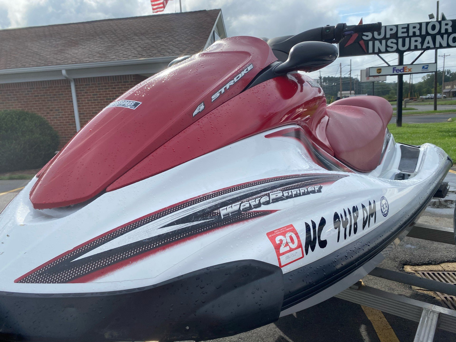 2004 Yamaha WaveRunner in Albemarle, North Carolina - Photo 2