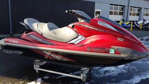 2009 Yamaha FX Cruiser® SHO in Albemarle, North Carolina