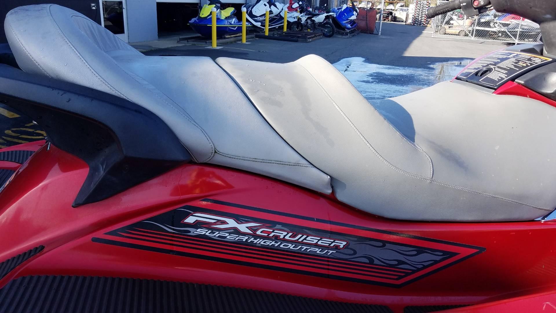 2009 Yamaha FX Cruiser® SHO in Albemarle, North Carolina