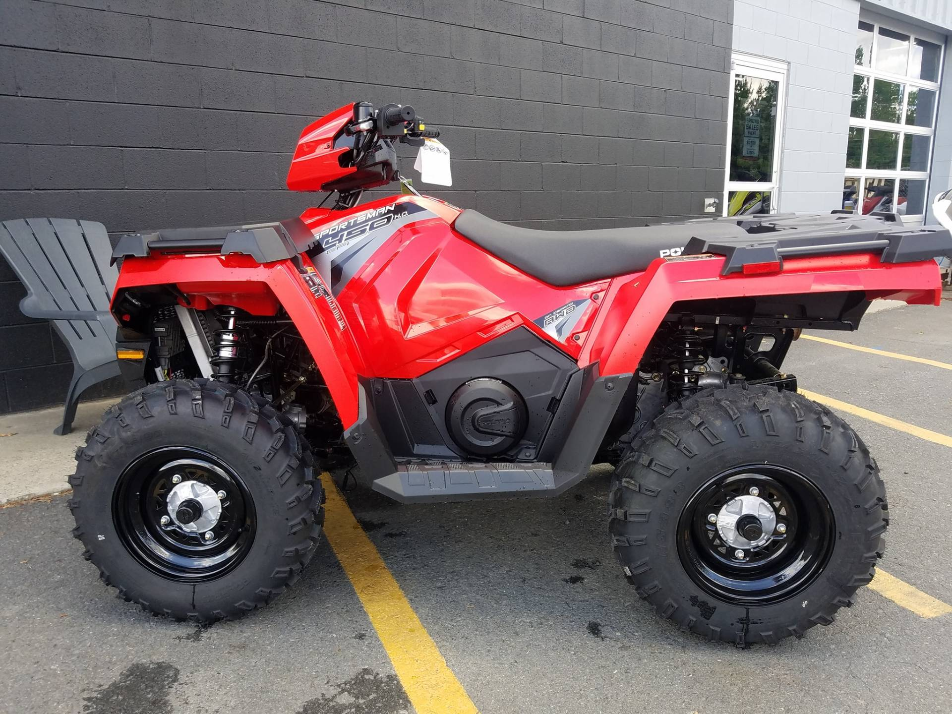 2019 Polaris Sportsman 450 H O  in Albemarle, North Carolina
